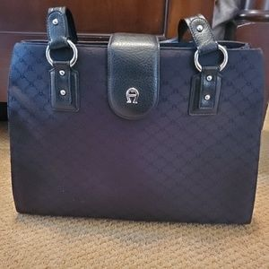 Etienne Aigner large shoulder bag